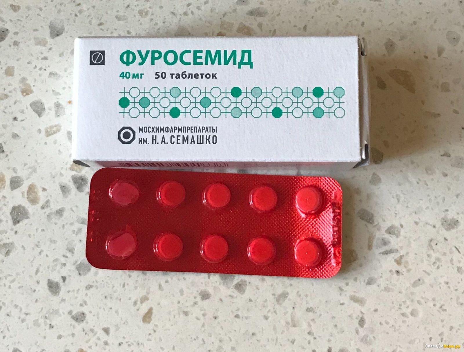 Фуросемид таблетки похудение