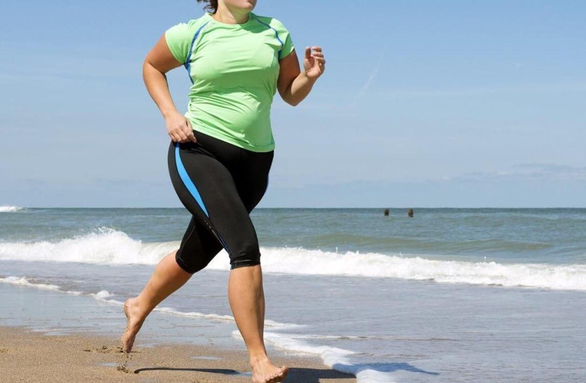 Похудеть при помощи бега