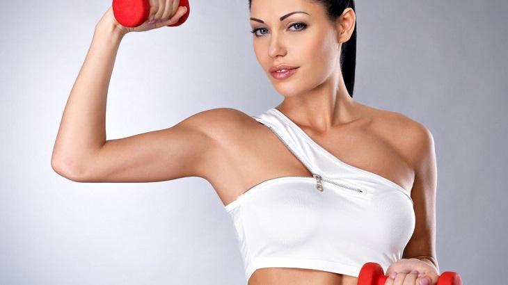 Спортивные нагрузки для укрепления мышц