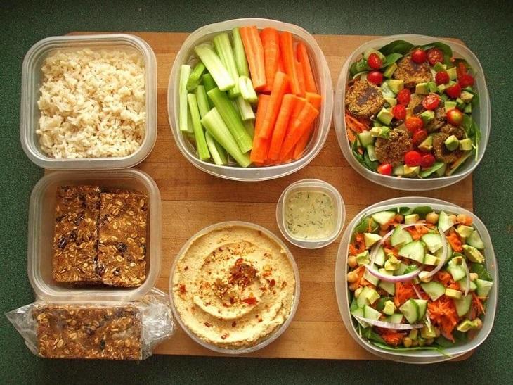 Питание для похудения на ужин