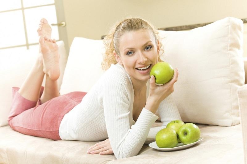 Эффективна ли яблочная диета