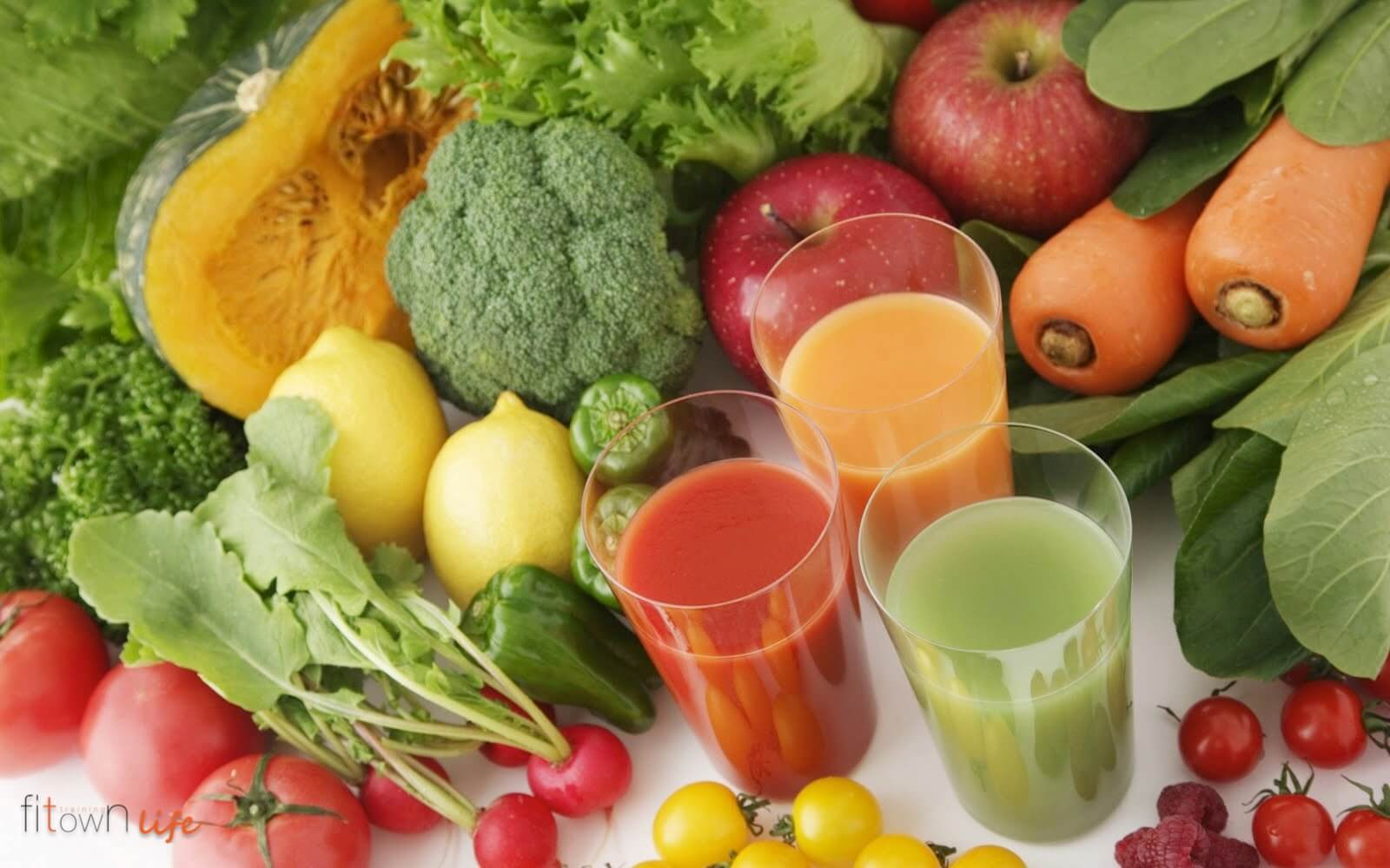 Алкалиновая диета и все что вам надо знать о ней
