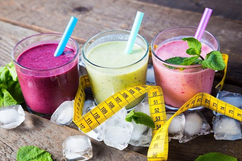 Как похудеть при помощи коктелей