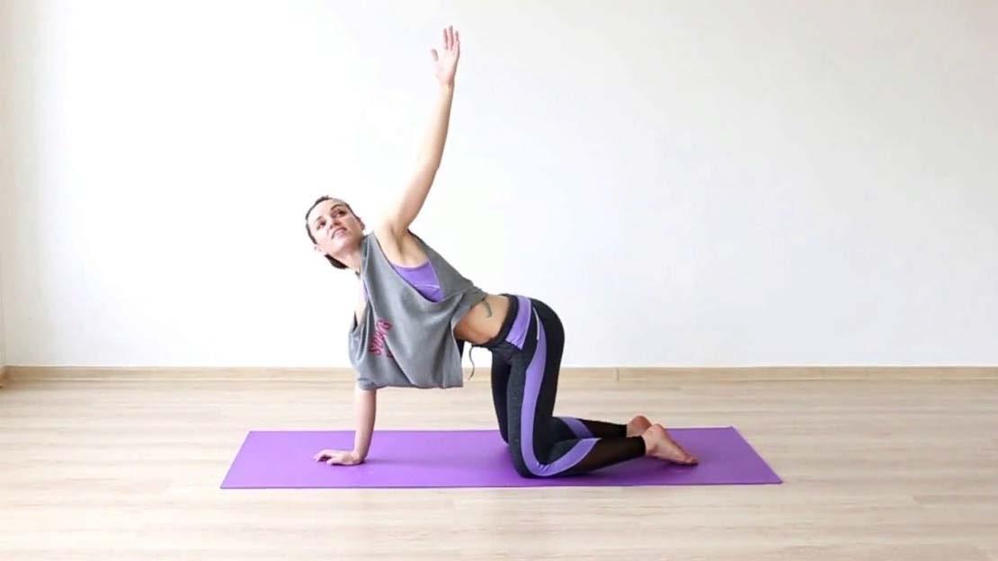 Упражнение бодифлекс для похудения