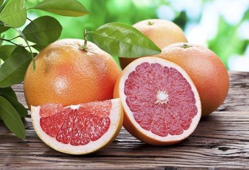 Детальная фотография к статье «Грейпфрут для похудения: способы употребления, эффект, рецепты»