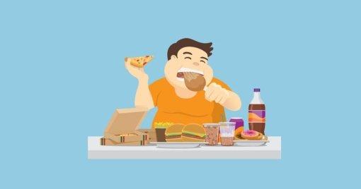 Детальная фотография к статье «Можно ли поправиться от единичного переедания?»