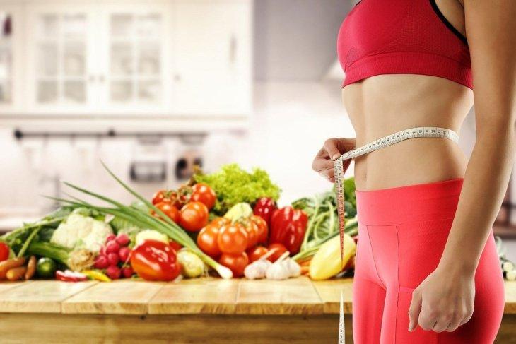 питание в граммах для похудения