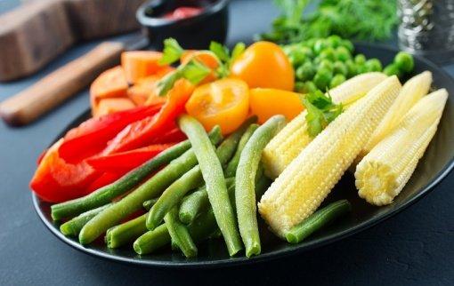 Детальная фотография к статье «Овощная диета»