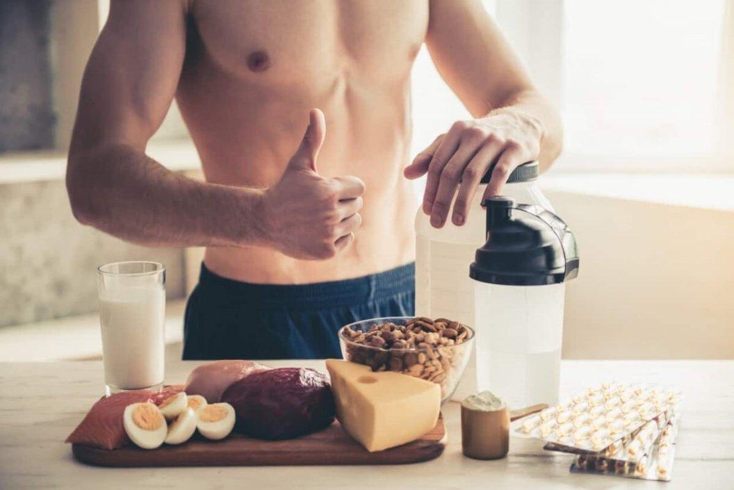 Правильно похудеть парню