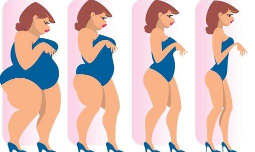 Детальная фотография к статье «Как похудеть в домашних условиях»